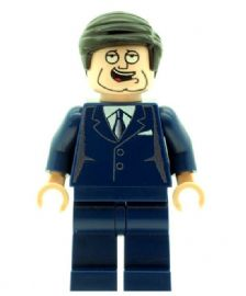 "Stanford Leonard ""Stan"" Smith (American Dad) - Custom Designed Minifigure"